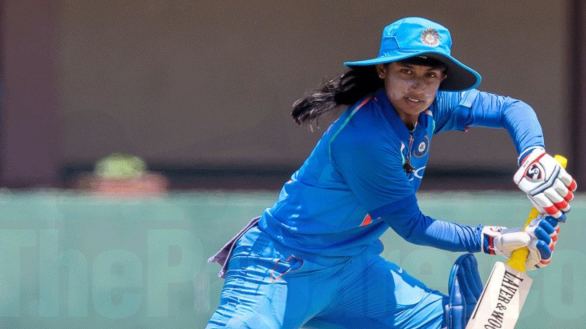 Mithali Raj's 105* gives India A women 2-0 lead over Australia A in the 3-match T20 series