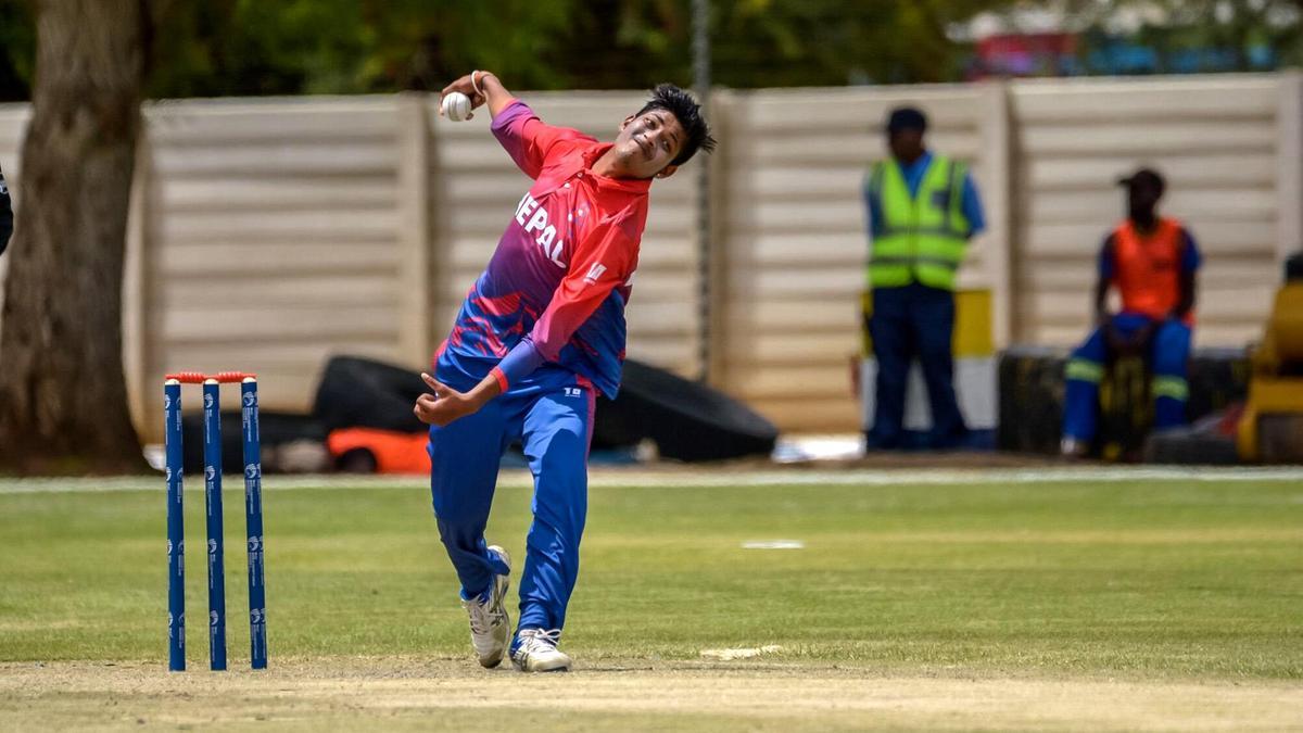 IPL 2018: Sandeep Lamichhane's jersey number revealed