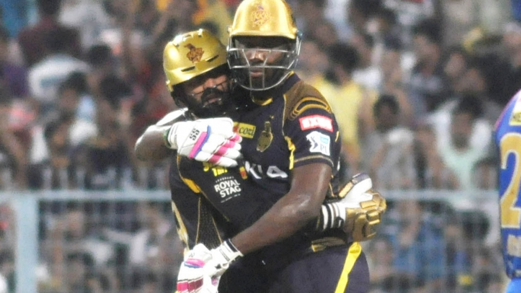 IPL 2018: Dinesh Karthik hails Andre Russell's special knock after Kolkata's emphatic win over Rajasthan