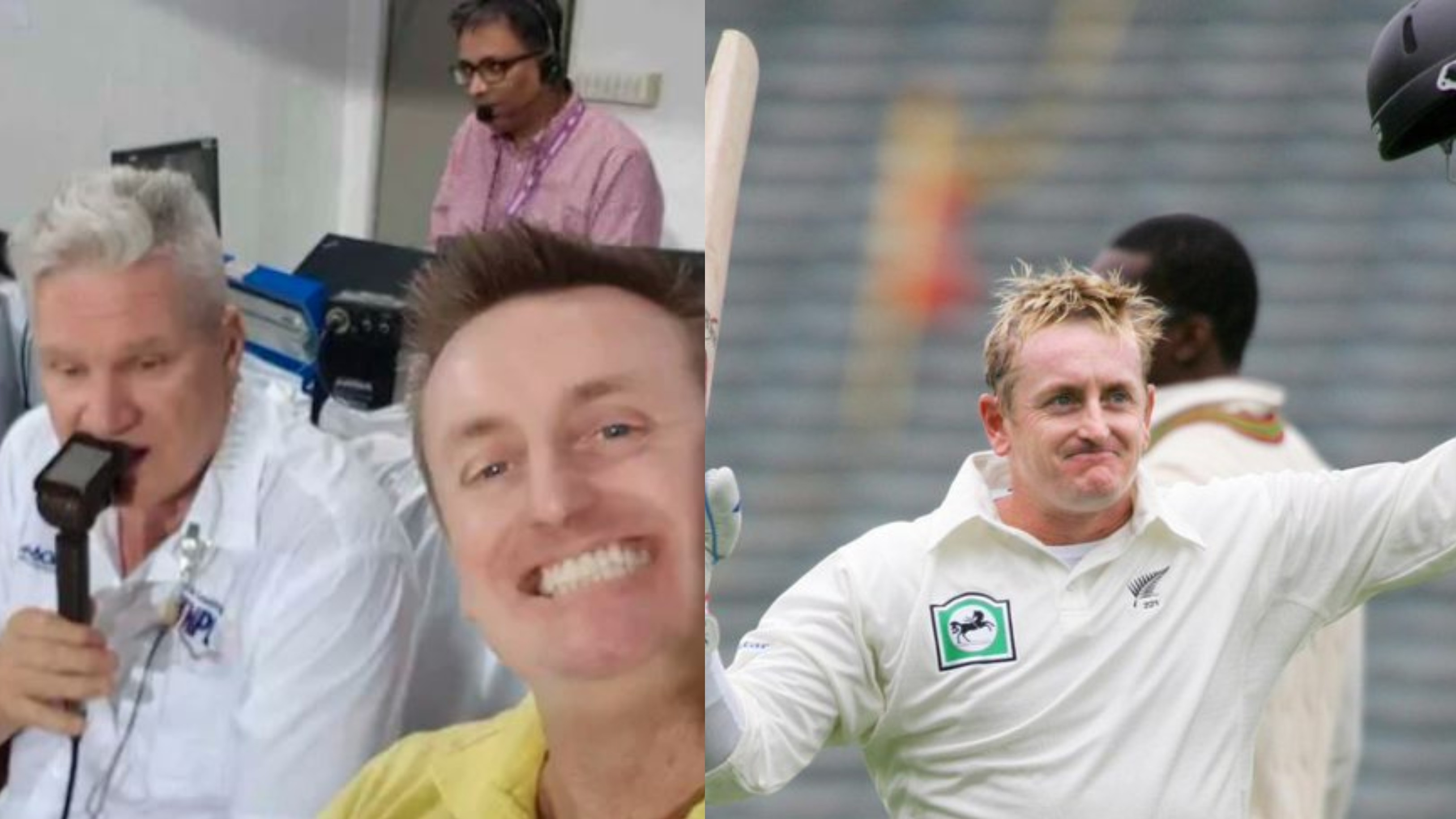 Dean Jones trolls Scott Styris as ICC posts trivia about the former Kiwi all-rounder