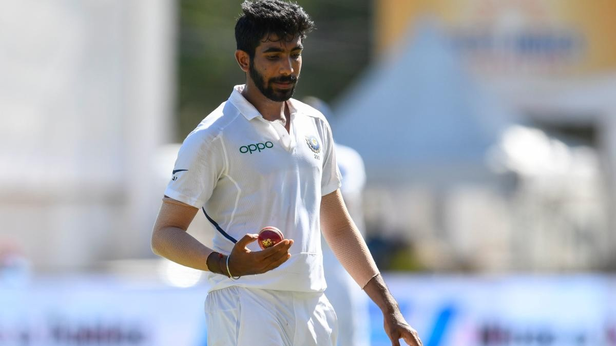 Jasprit Bumrah calls for alternative to saliva to shine cricket ball