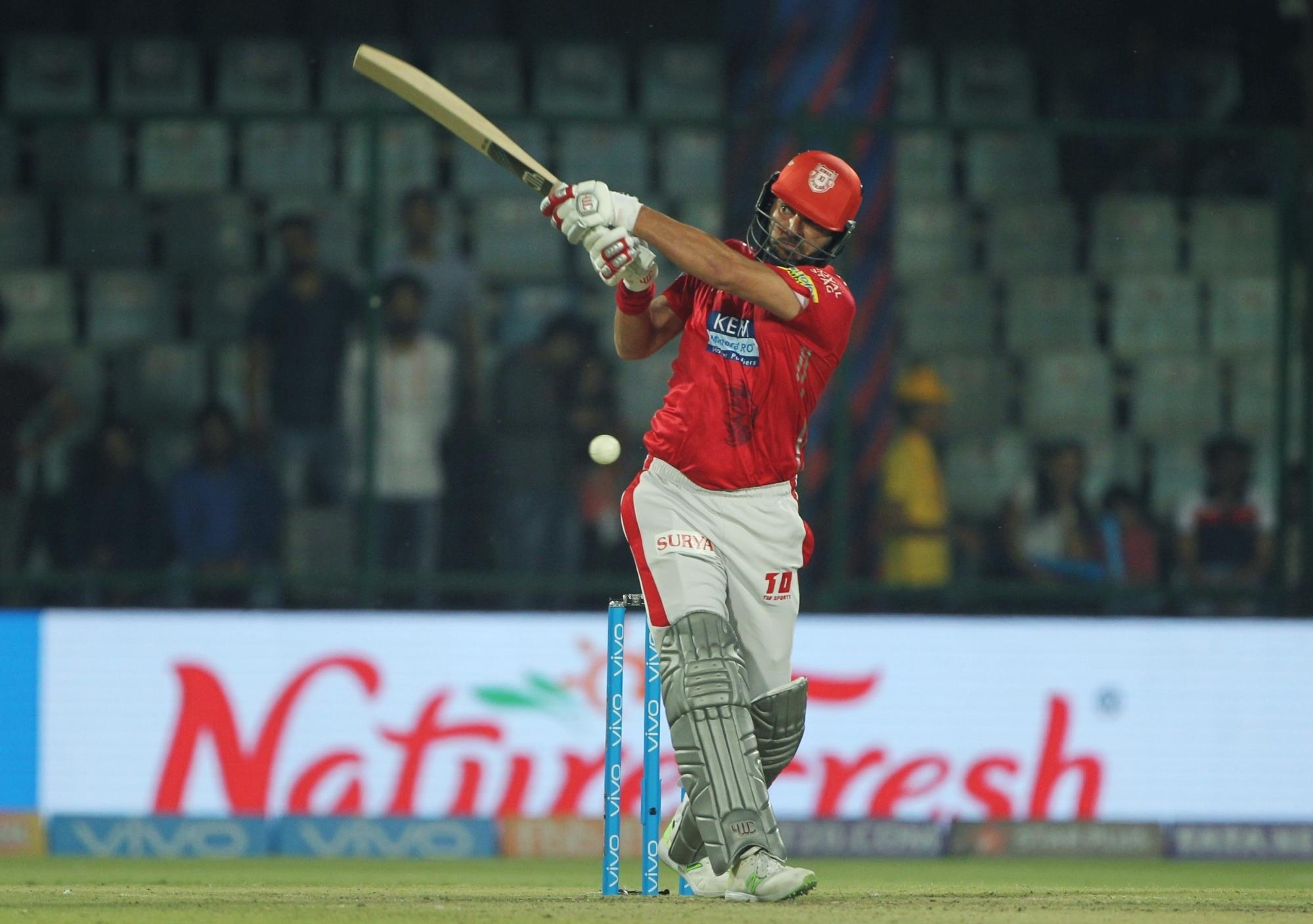 Yuvraj Singh represented KXIP in IPL 2018 | IANS
