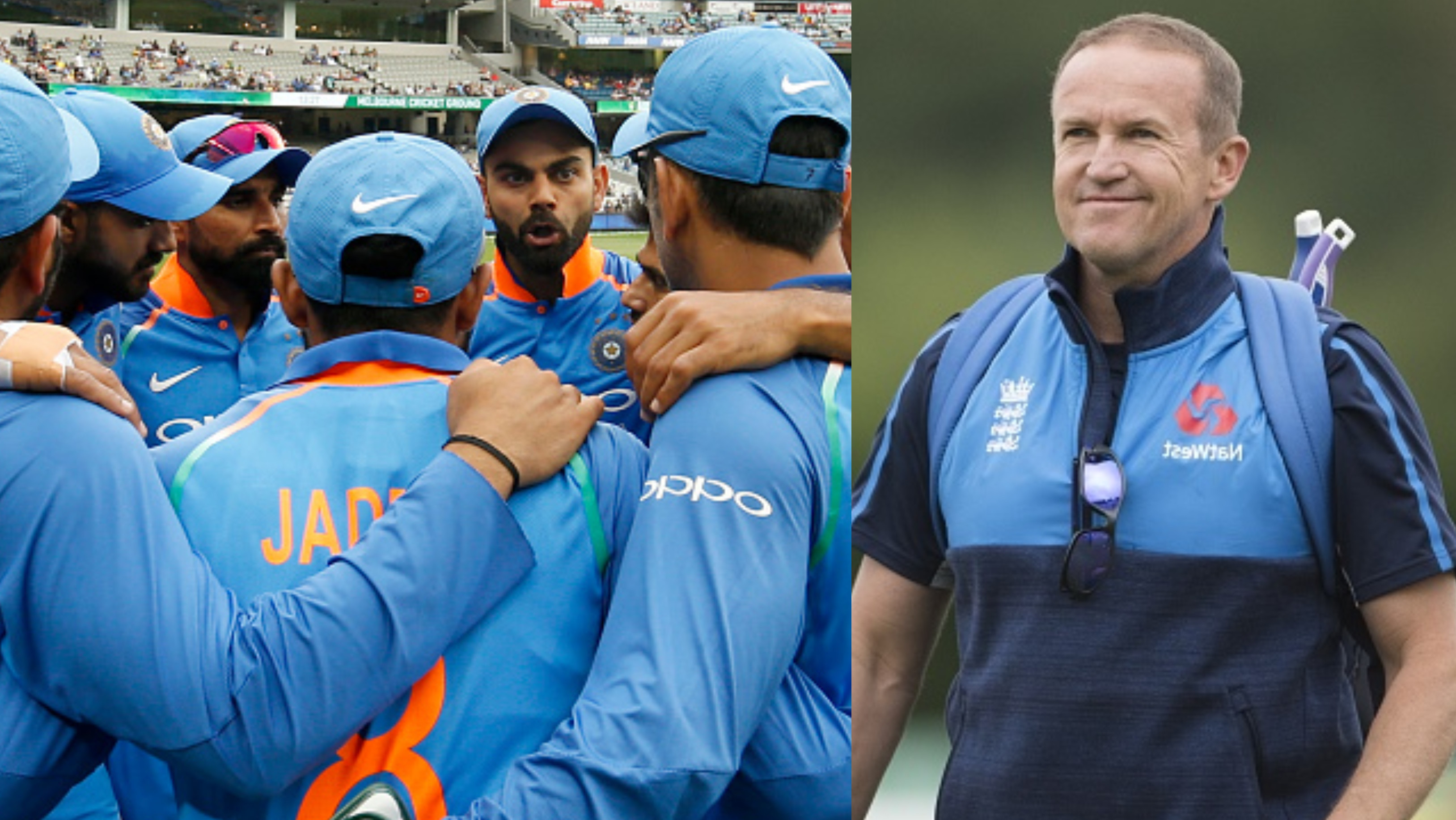 CWC 2019: Andy Flower names Team India as his pick to win 2019 World Cup