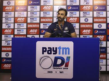 Vikram Rathour | AP