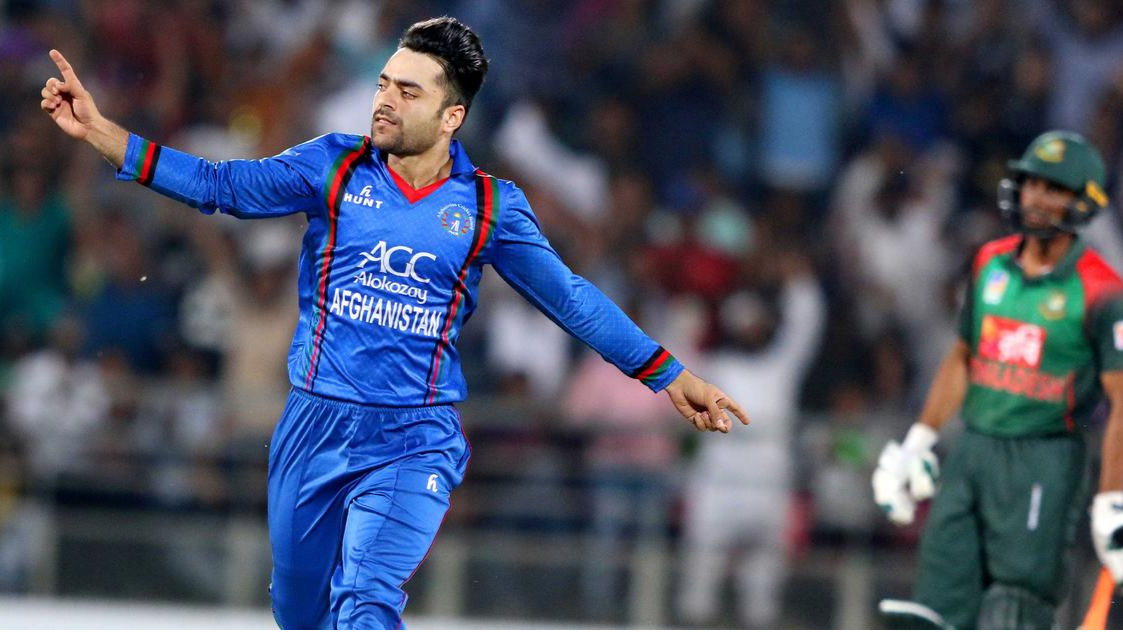 Rashid Khan strengthens his position as top T20I spinner in ICC rankings