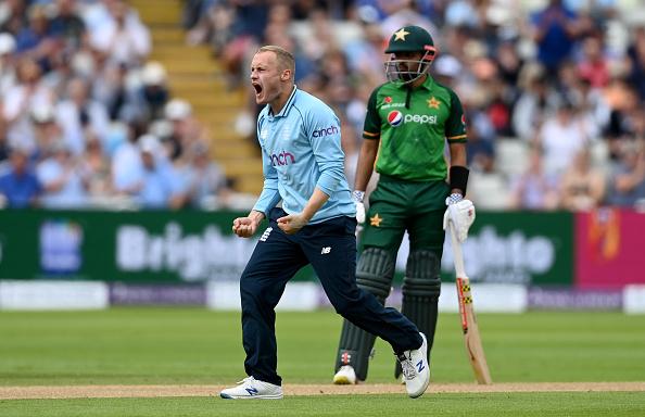 Shane Warner impressed by Matt Parkinson show against Pakistan | Getty Images