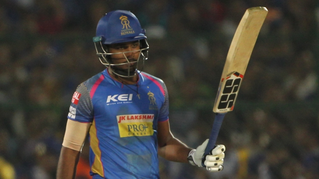 IPL 2018: Sanju Samson praises K Gowtham for his magnificent innings against Mumbai Indians