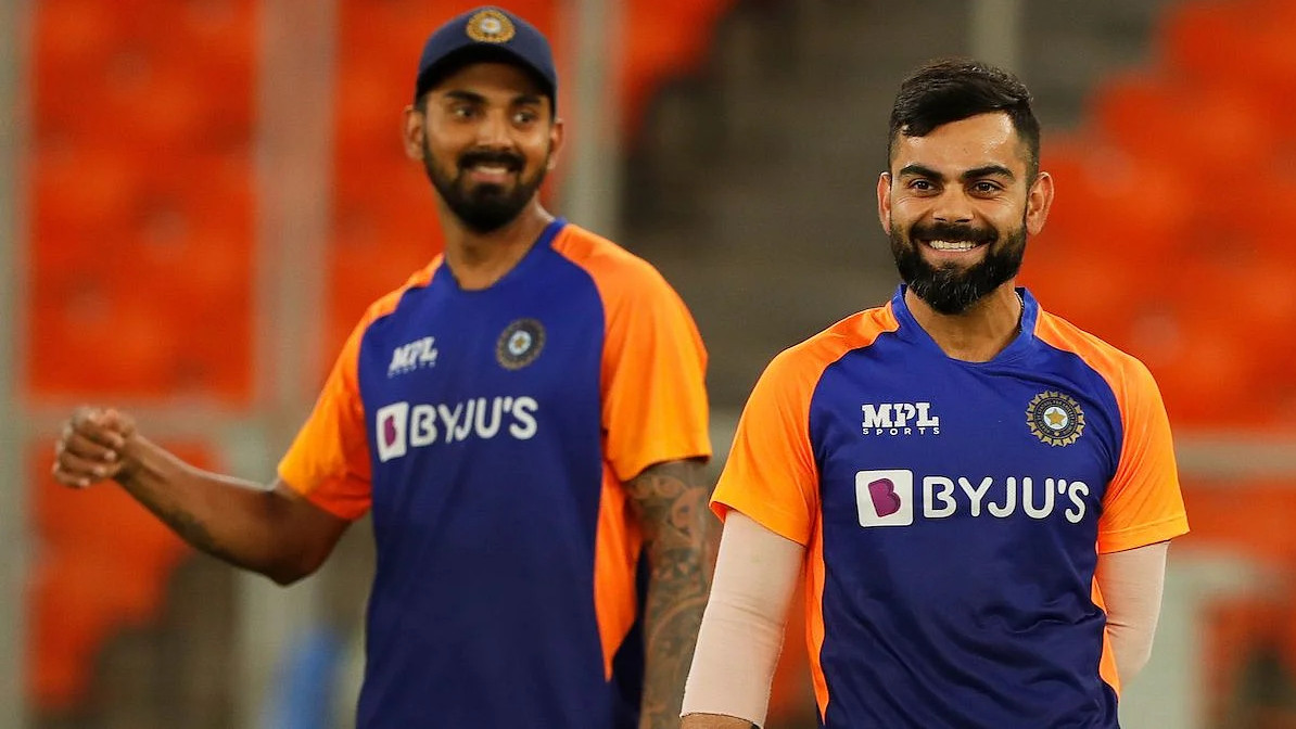 Kohli, Rahul maintain top 10 positions; Bhuvneshwar, Chahal move up in latest ICC T20I rankings