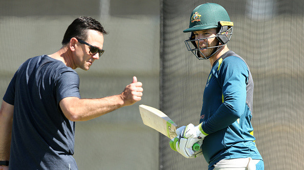 AUS v IND 2018-19: Ponting wants Paine to take call in selection matters