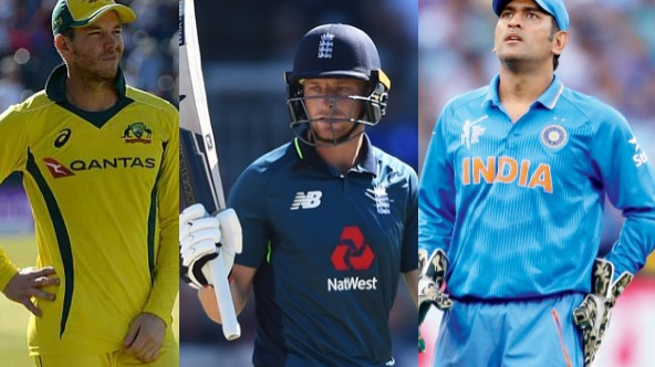 Tim Paine rates Jos Buttler over MS Dhoni and faces the fire of Twitteratis