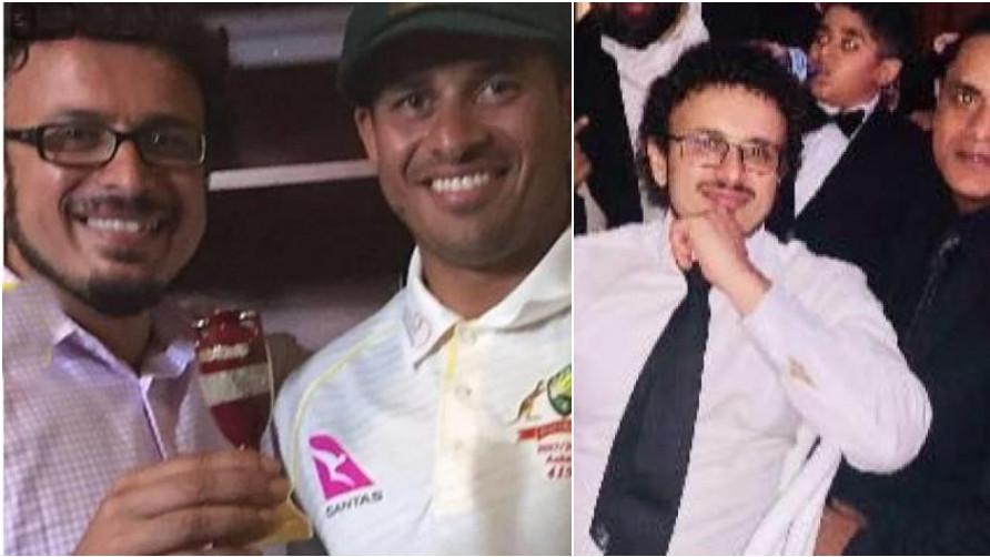 Usman Khawaja's brother Arsalan arrested over terror suspicion