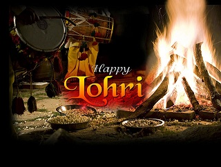 Indian cricketers take to Twitter to wish everyone on the auspicious occasion of Lohri