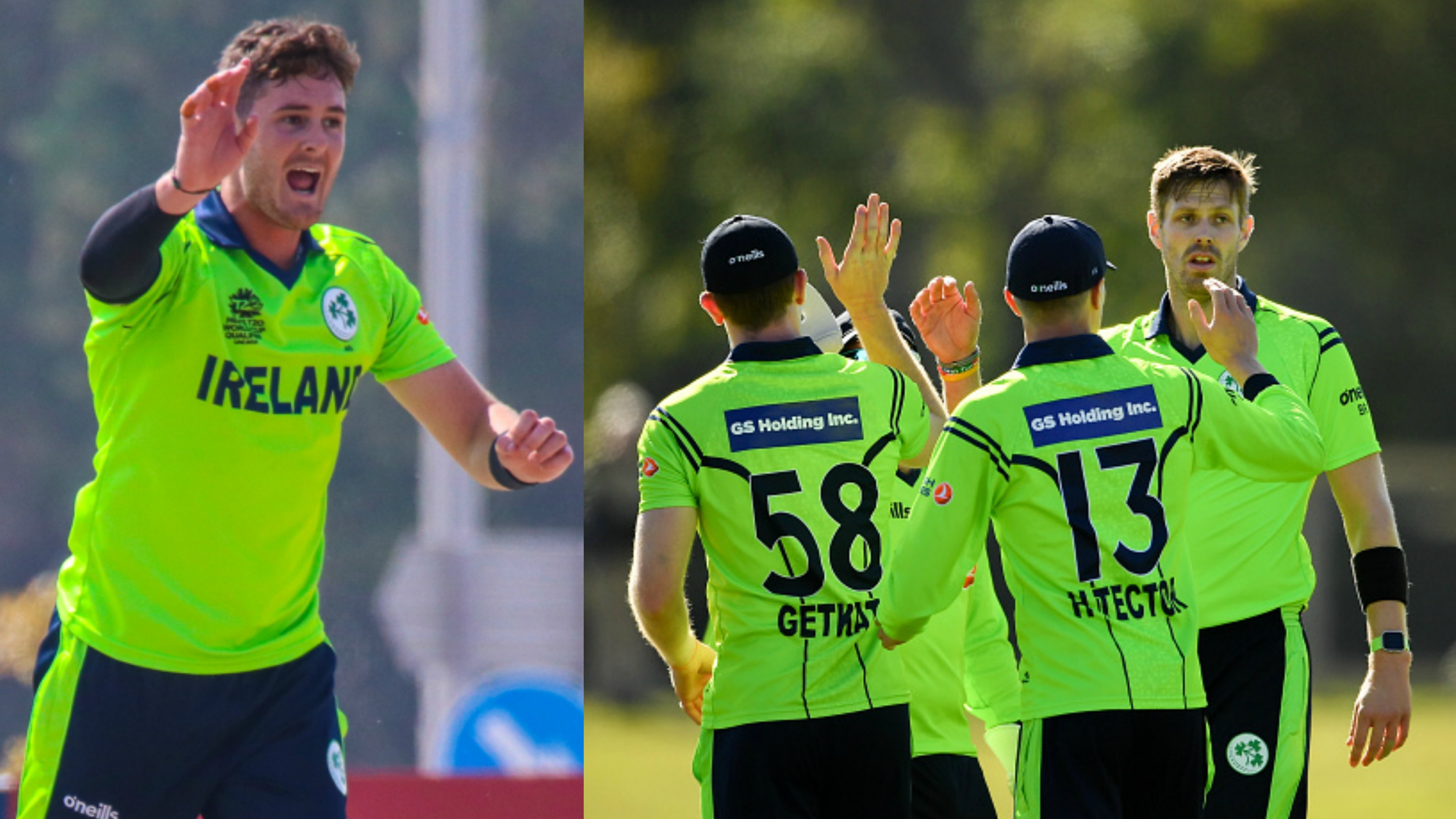 Shane Getkate in for Mark Adair as Ireland name squad for Afghanistan T20Is in India