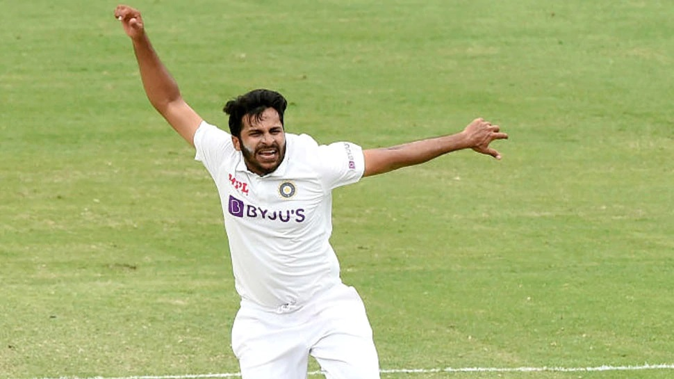 Thakur picked 7 wickets and made 67 runs in 1st innings in Brisbane | Getty
