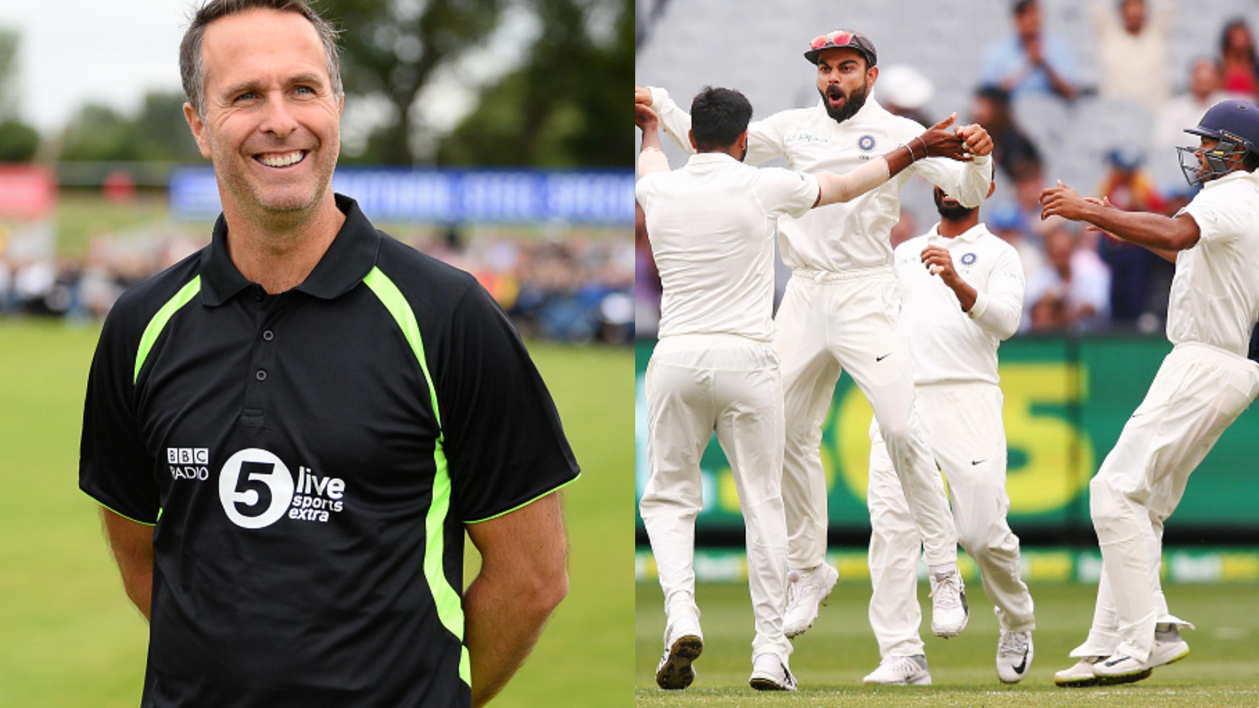 AUS v IND 2018-19 : माइकल वॉन भारत की सीरीज जीत के लिए हैं बहुत ही आश्वस्त और समय से पहले दे दी बधाई