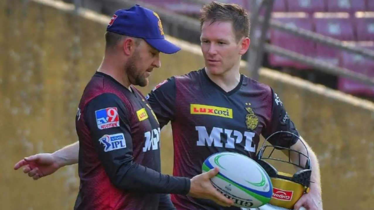 KKR might take action against Eoin Morgan and Brendon McCullum for old tweets: Report