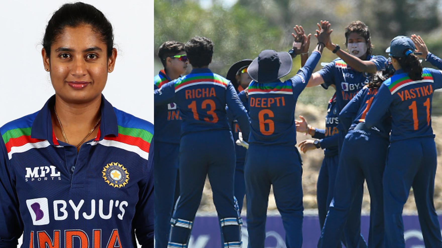 AUSW v INDW 2021: Mithali Raj praises her players after they snap Australia's 26-ODI winning streak