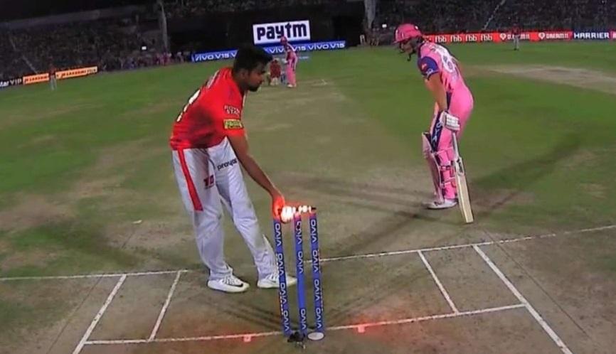 R Ashwin mankading Jos Buttler | IPL/BCCI