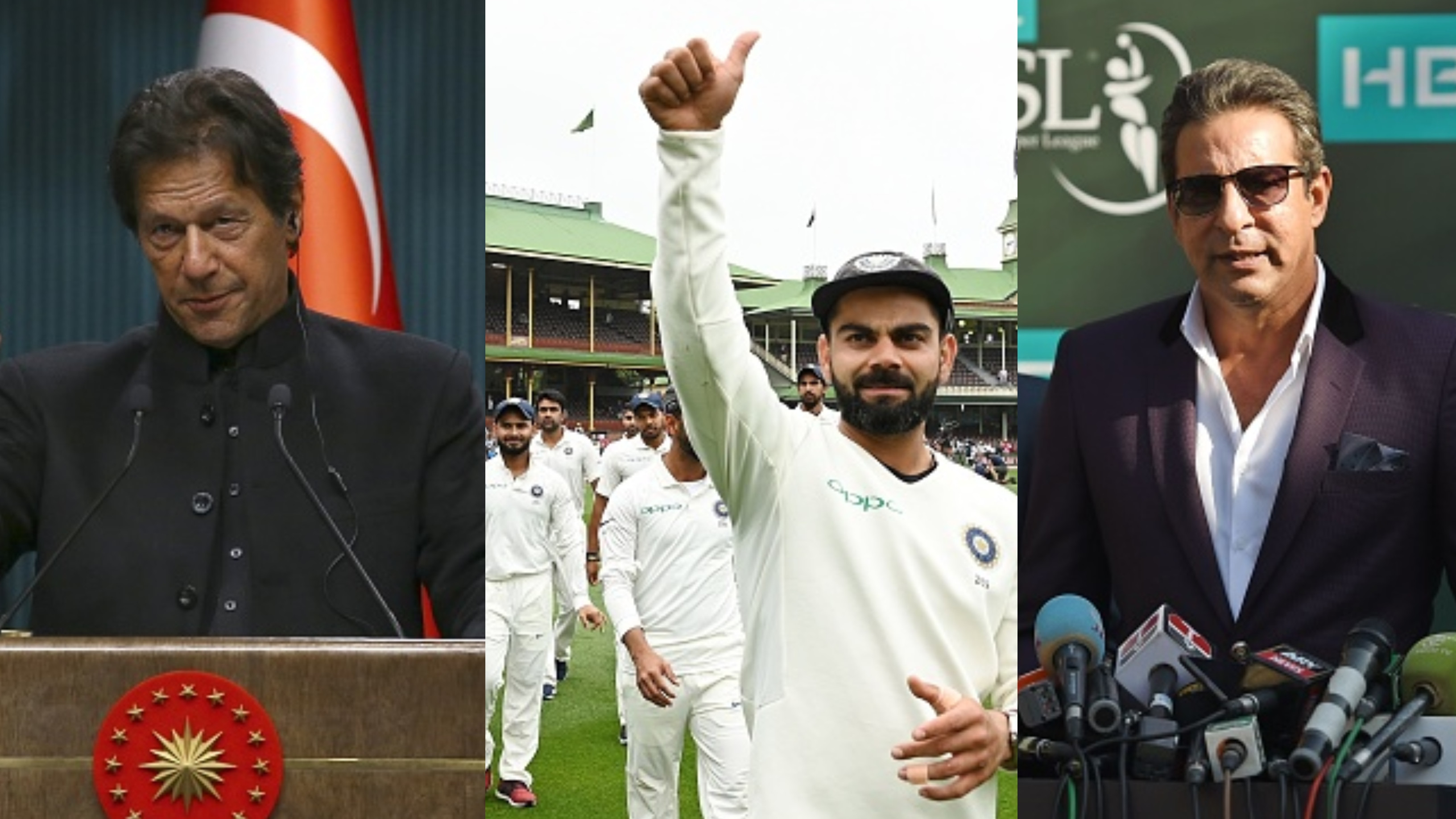 AUS v IND 2018-19: Pakistan cricket fraternity hails India's historic Test series win in Australia