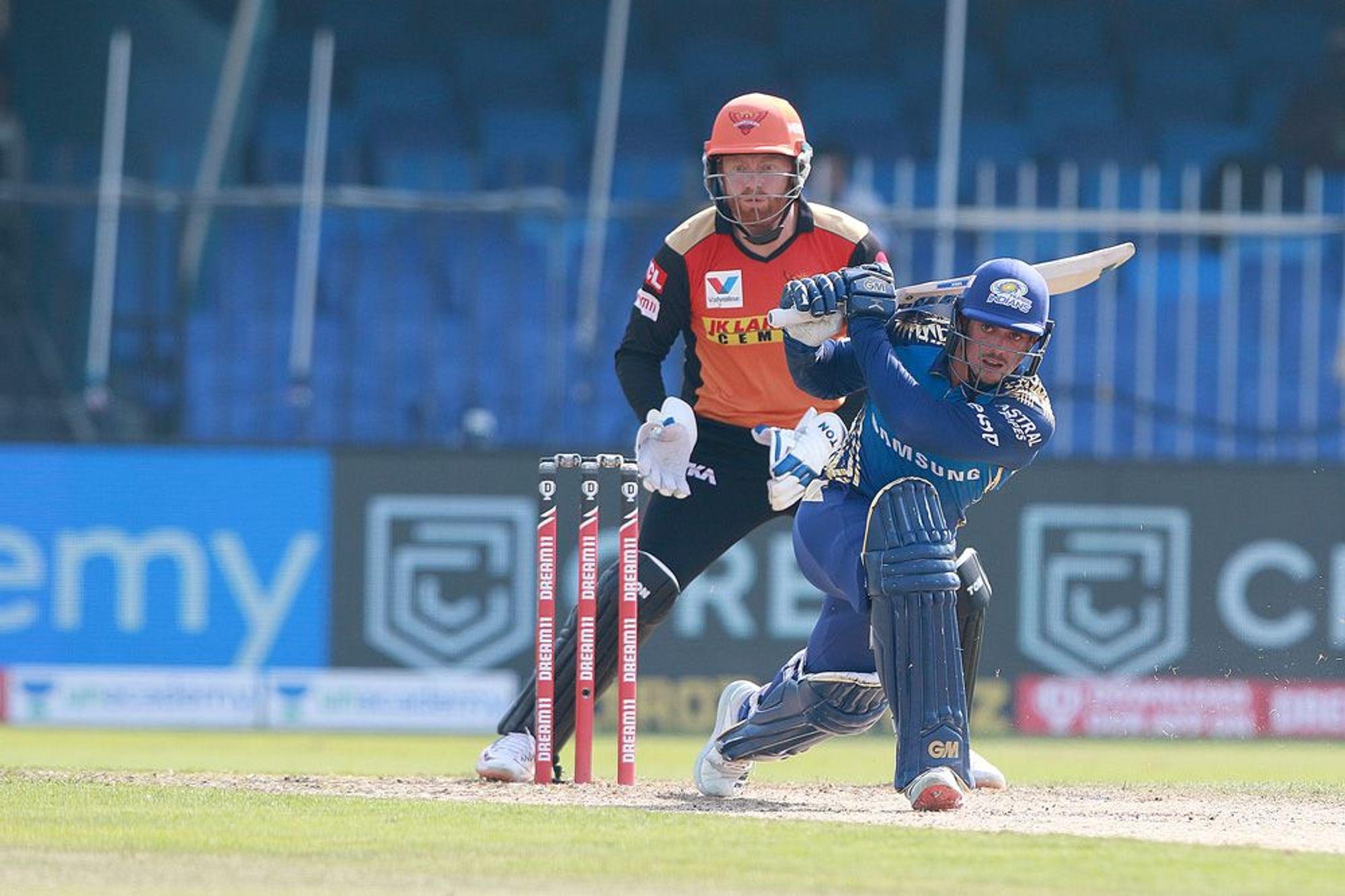 Quinton de Kock (Photo - BCCI / IPL)