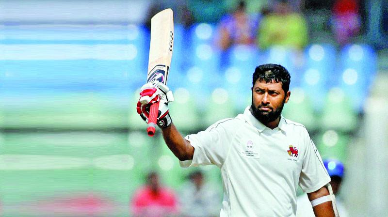 Wasim Jaffer helped Vidarbha win their first Ranji title | Source Getty