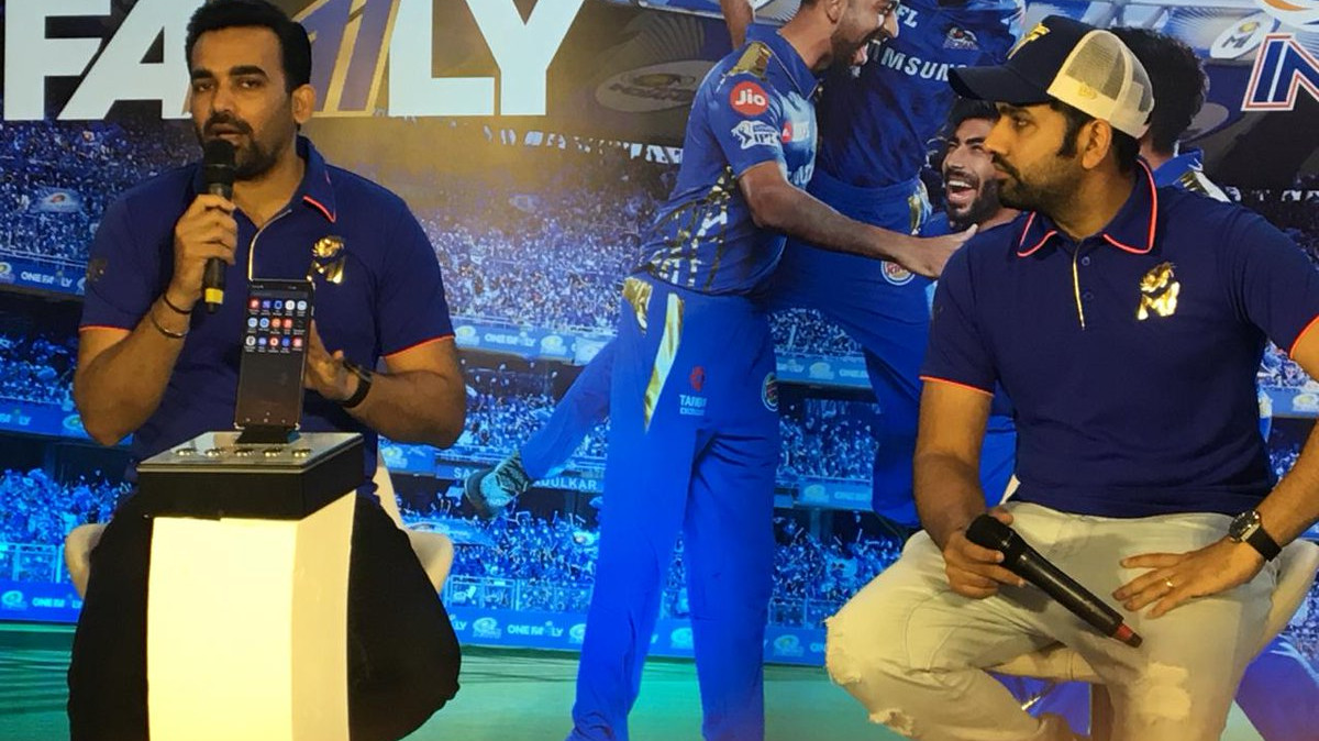 IPL 2019: Rohit Sharma, Zaheer Khan urge World Cup-bound players to take care of their bodies