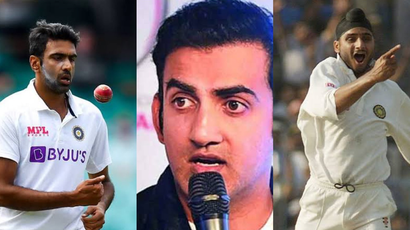 IND v ENG 2021: Gautam Gambhir picks India's best off-spinner between Harbhajan Singh and R Ashwin