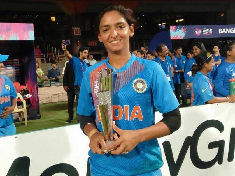 Harmanpreet Kaur will lead India in the five-match T20 international series in South Africa | Getty