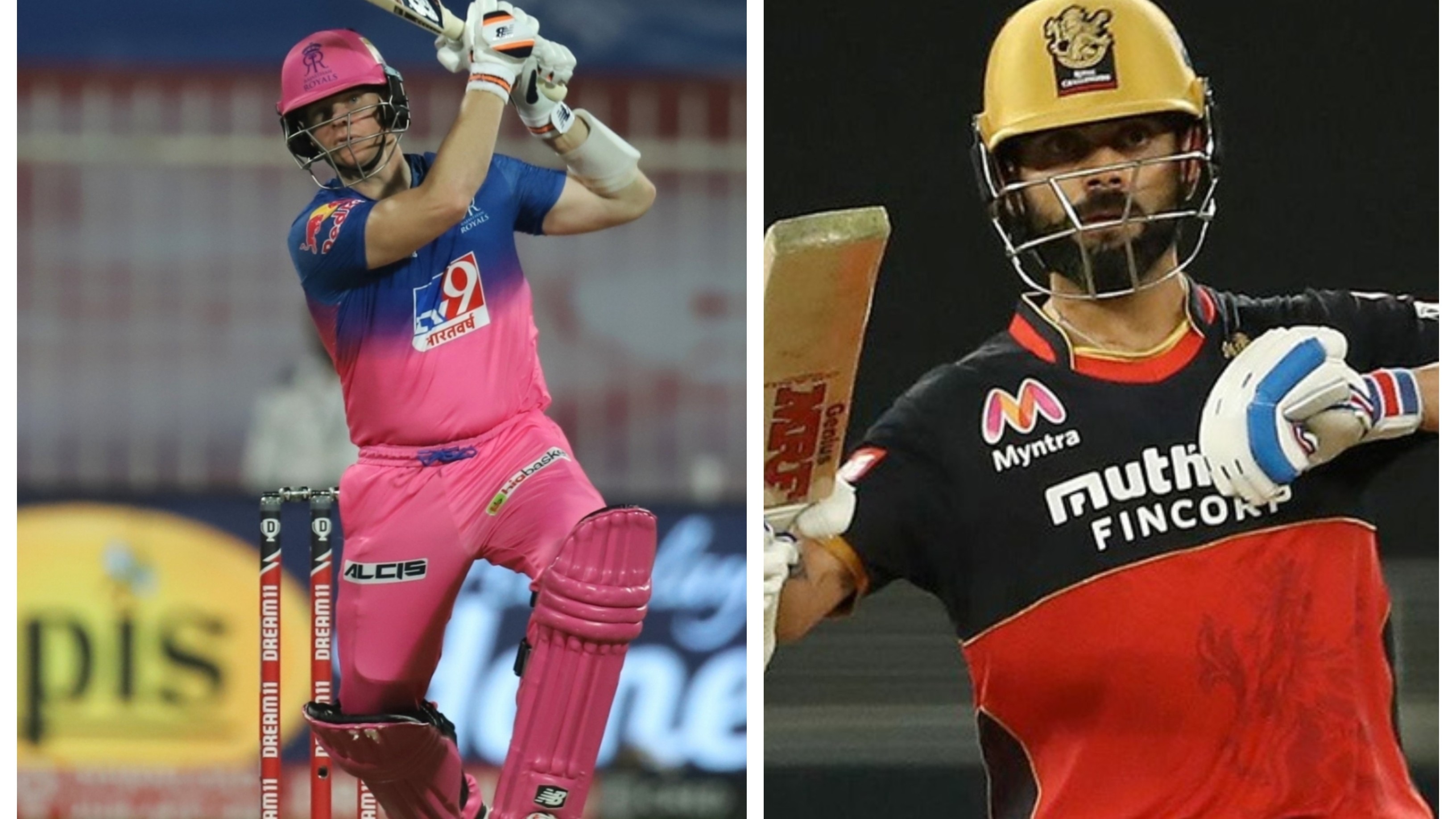 IPL 2020: Match 33, RR v RCB – COC Predicted Playing XIs