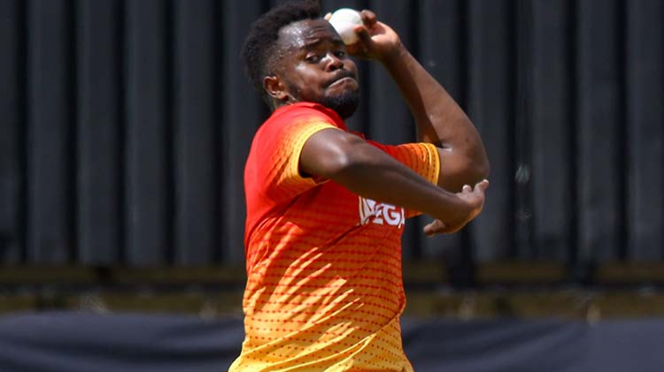 ICC suspends Zimbabwe's Brian Vitori to bowl in international cricket