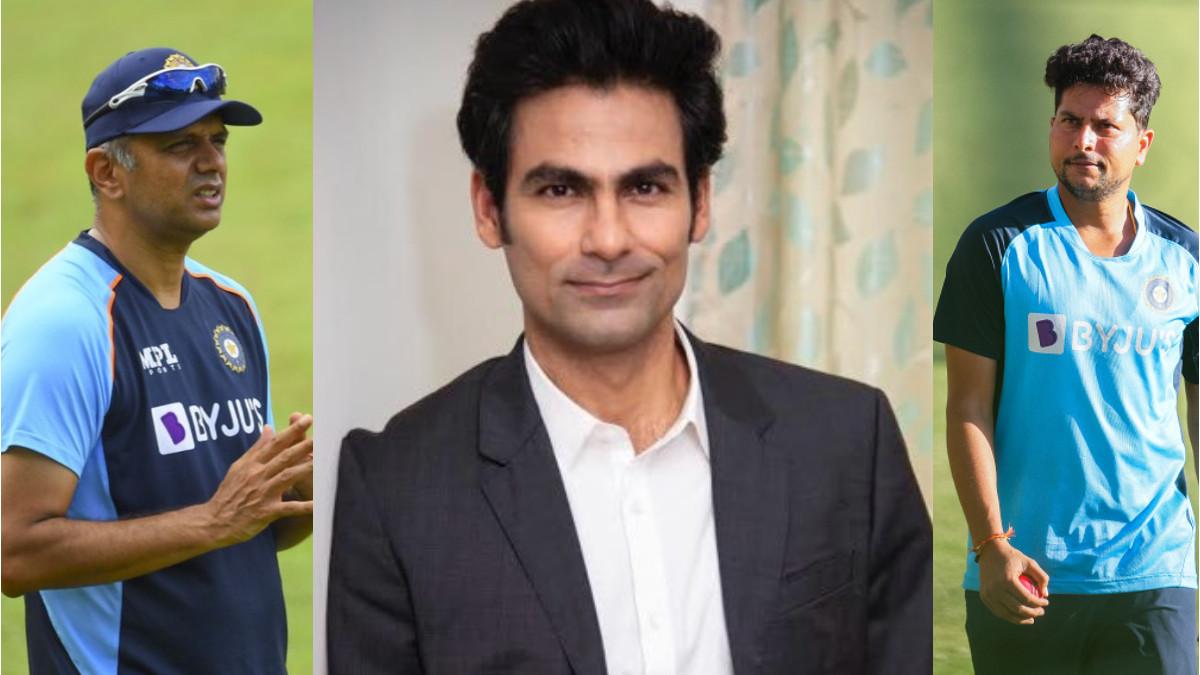 SL v IND 2021: Kuldeep Yadav will be looked after by Rahul Dravid in Sri Lanka, says Mohammad Kaif
