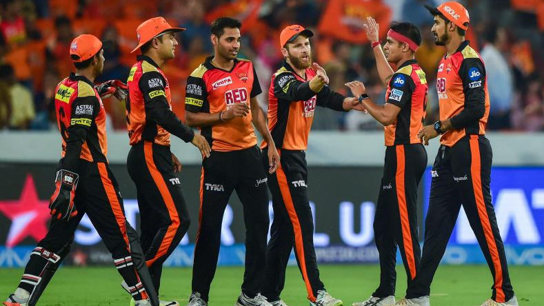 IPL 2019: Sunrisers Hyderabad announces their retained players for next season