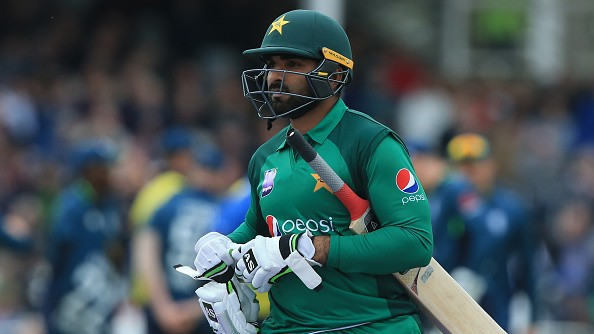 CWC 2019: Asif Ali rejoins Pakistan's World Cup squad after his daughter's funeral