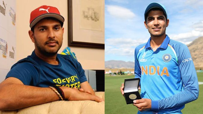 'Special talent' Shubman Gill hungry to do well for India: Yuvraj Singh