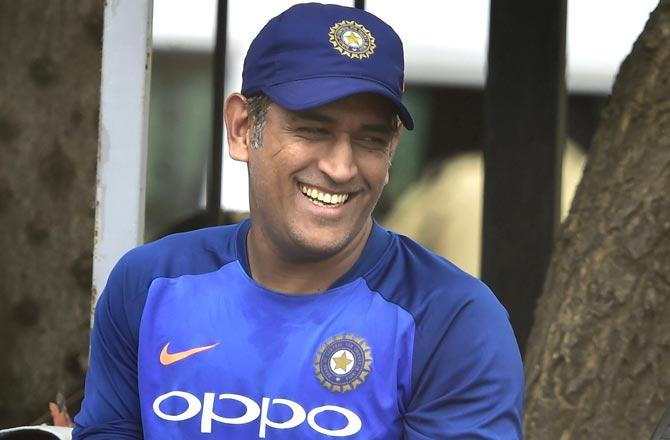 MS Dhoni has 6 Test and 10 ODI centuries to his name