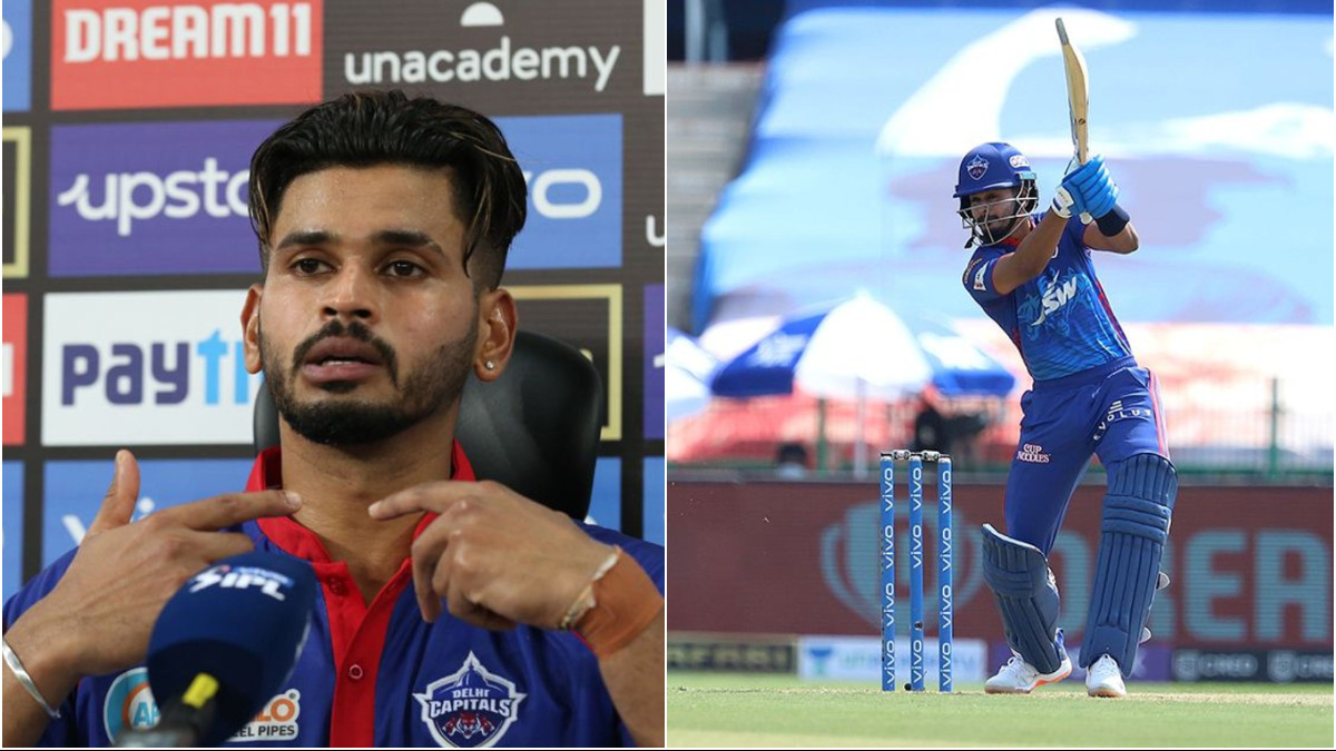 IPL 2021: WATCH- Always fun to bat on difficult wicket- DC's Shreyas Iyer said after win over RR