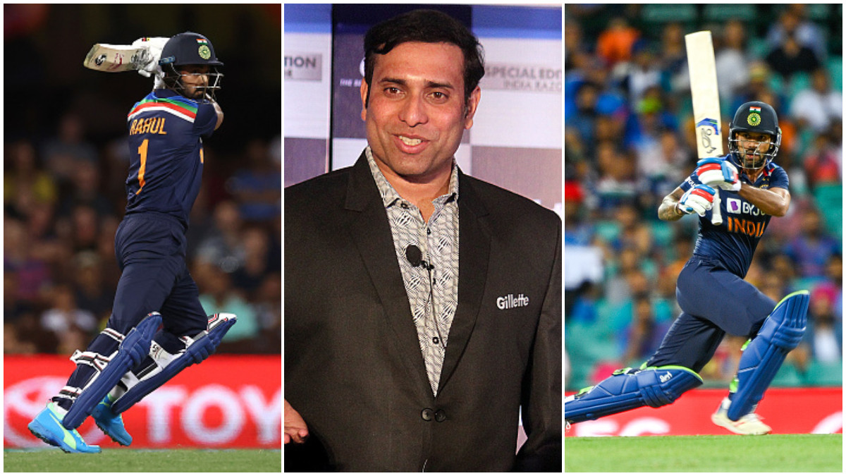 IND v ENG 2021: Laxman chooses from Rahul and Dhawan to open with Rohit in England T20Is