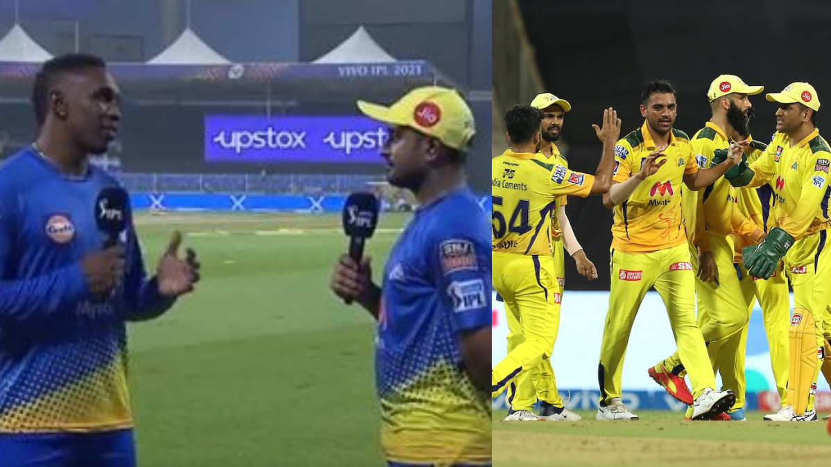 IPL 2021: WATCH - CSK bowlers pride themselves on bowling well at backend, says Bravo