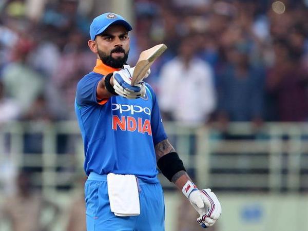 Virat Kohli crossed the 10,000-run mark in ODIs in 205 innings | AP