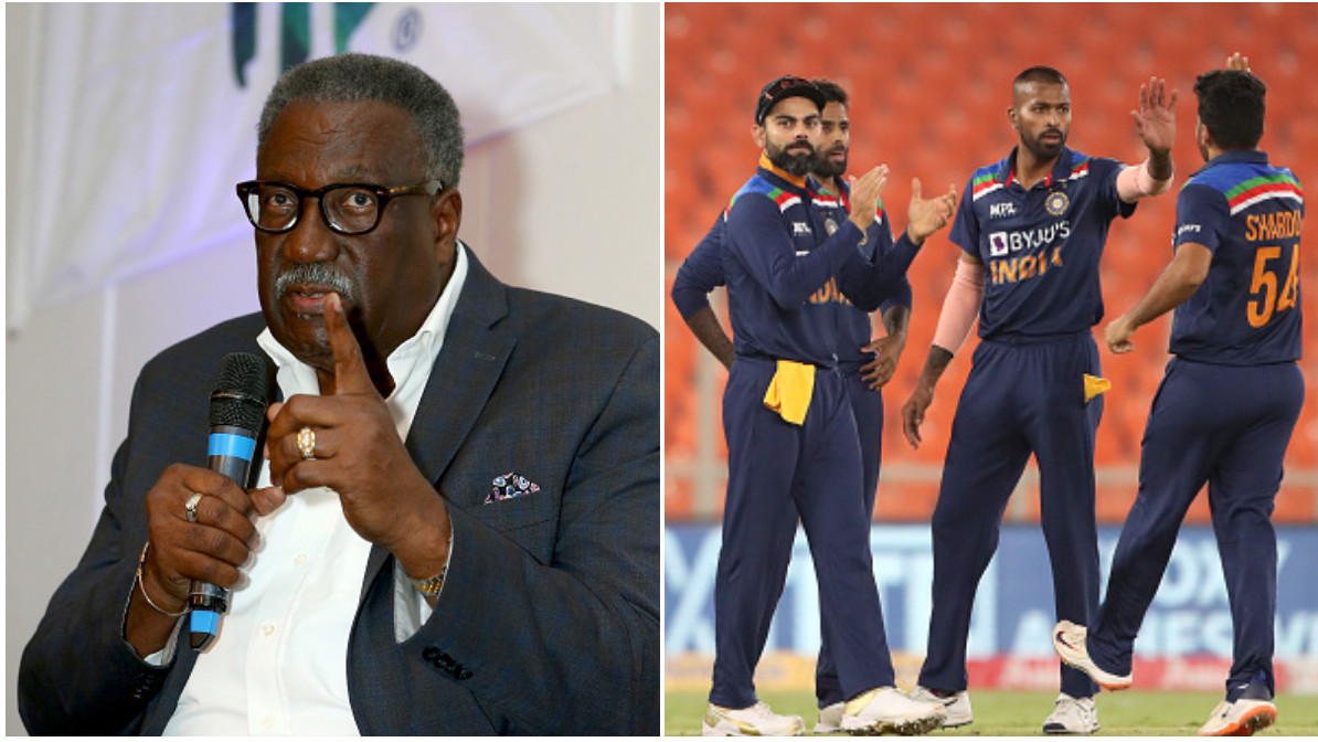 Clive Lloyd hails the current Team India as 'The Best Indian team ever'