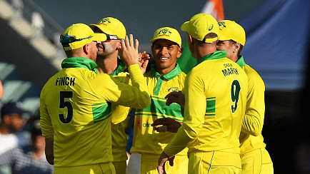 AUS v IND 2018-19: Australia makes two changes in their line-up for Melbourne ODI