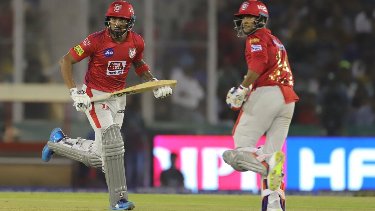 IPL 2019: KXIP v MI - Twitter hails Kings XI Punjab's impressive run-chase against Mumbai Indians