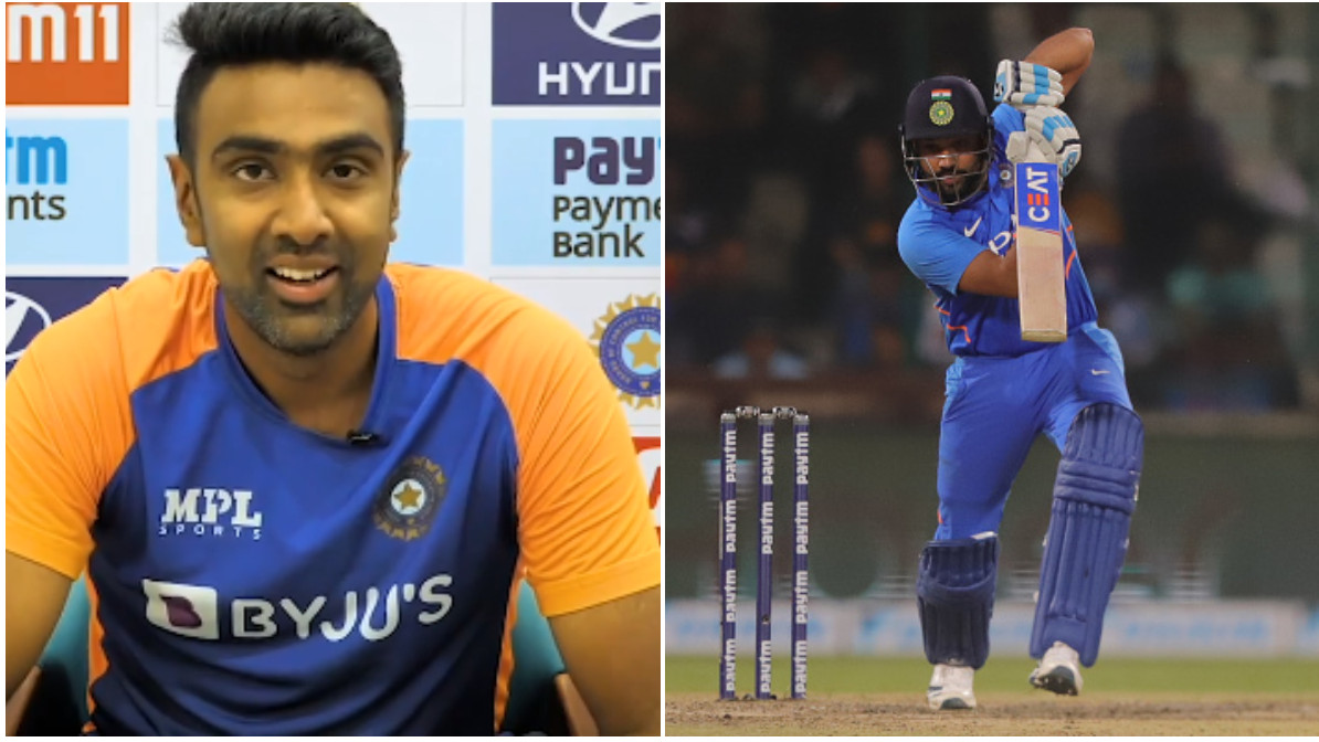 R Ashwin hopes 'special batsman' Rohit Sharma wins a World Cup for India