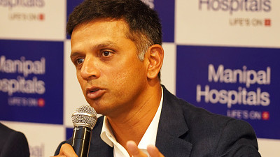 Rahul Dravid highlights the contribution of Bangalore United Cricket Club in his career
