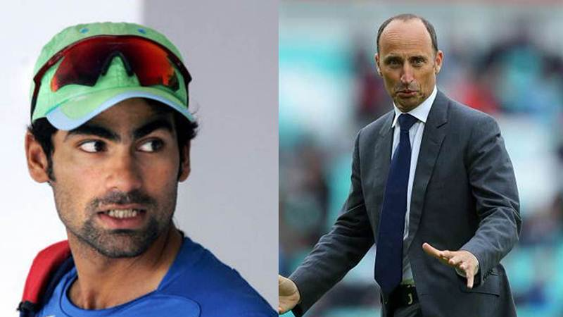 Nasser Hussain called me a 'Bus Driver' during 2002 NatWest Series Final: Mohammad Kaif