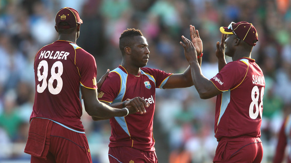 Andre Russell and Jason Holder to play in the Caribbean Premier League 2018