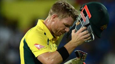 David Warner apologizes to fans after the ball-tampering controversy