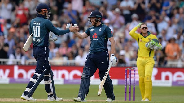 ENG v AUS 2018: Twitter reacts after England shatters world record for the highest ODI score