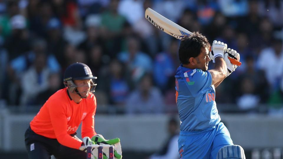 MS Dhoni and Jos Buttler | GETTY