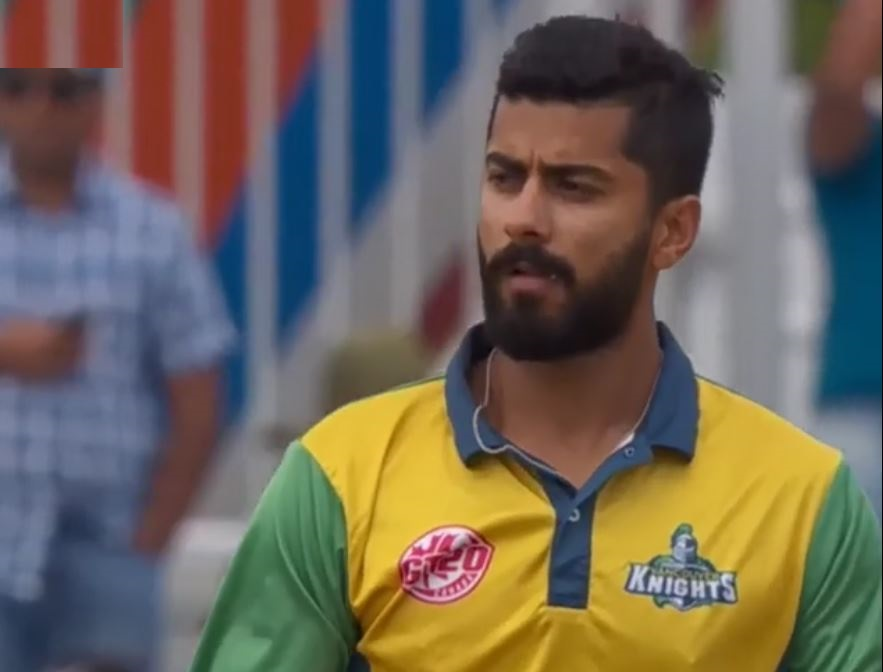 Ali Khan | Global T20 Canada Instagram